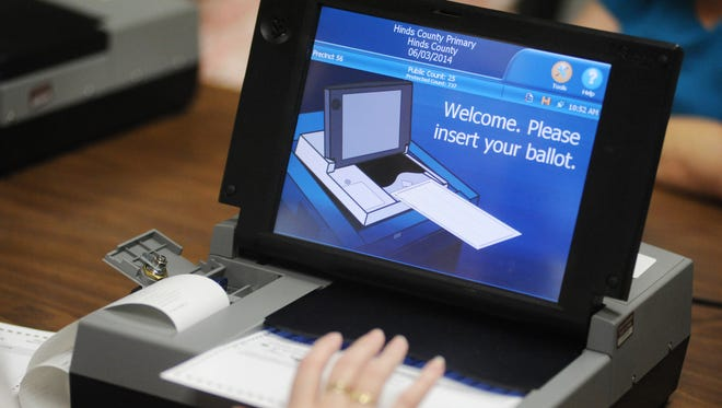 Only a small number of those convicted of a felony crime get their rights restored to vote.