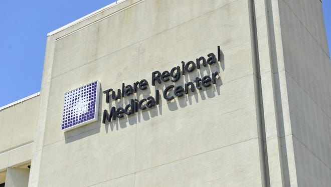 Tulare Regional Medical Center in Tulare.
