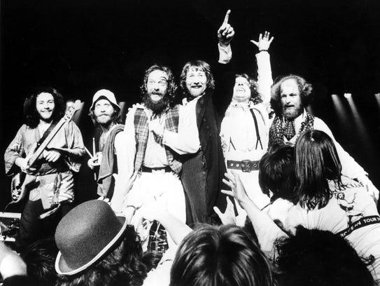 Jethro Tull  Tour Usa