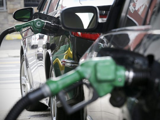 The Times Editorial Board calls for a smaller gas tax increase than 20 cents. It also supports indexing it to inflation.