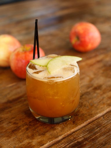 how to make apple punch