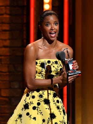 Renée Elise Goldsberry will head back to TV after leaving 'Hamilton' this fall.