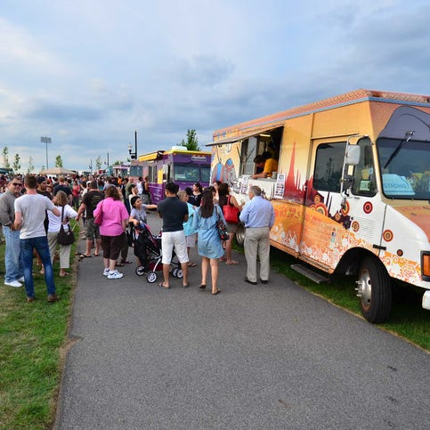 Food Truck Mash-Up: See the food trucks set to swarm the fairgrounds