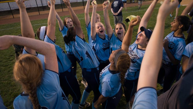 Enka must travel to Piedmont for Thursday's Game 2 of the 3-A Western Regional championship softball series.