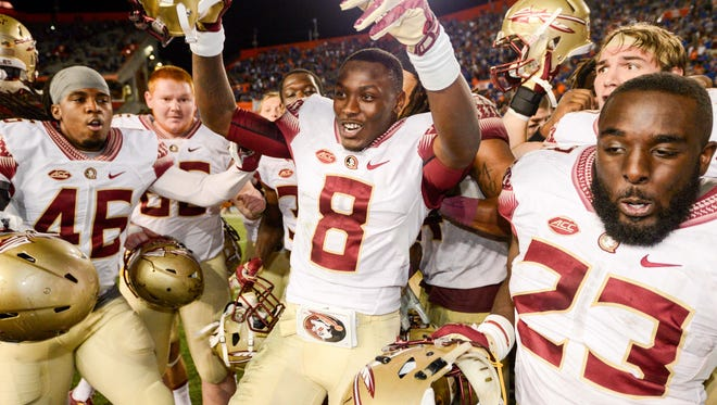 A win over Florida and a 10-2 record has Florida State in the Peach Bowl.