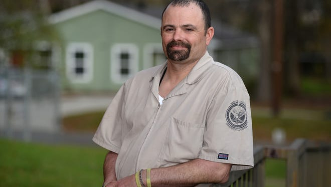Mike Konig has seen had times and credits the Salvation Army for helping him get through them.