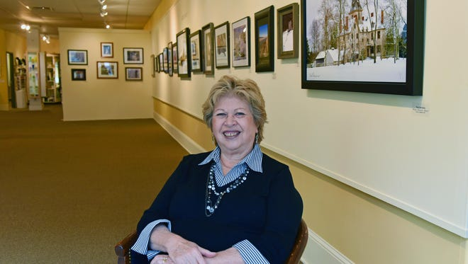 Marianne Lods, executive director of Millville Development Corp., recently was named Executive of the Year by the Deptford-based Non Profit Development Center of Southern New Jersey. She has been with the MDC since 2000. She is seen here at the Riverfront Renaissance Center for the Arts on North High Street in Millville.