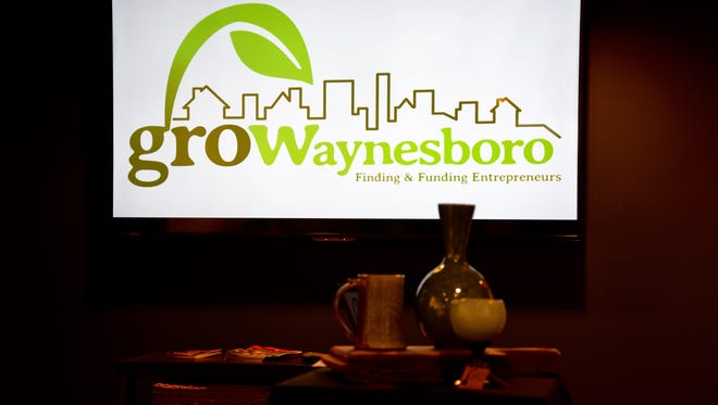 A pitch night at the Wayne Theatre in Waynesboro brought out eight finalists vying for a $20,000 grant.