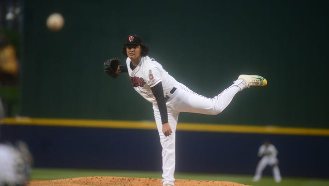 Nashville Sounds ace Sean Manaea will be promoted and start for the Oakland A's on Friday.