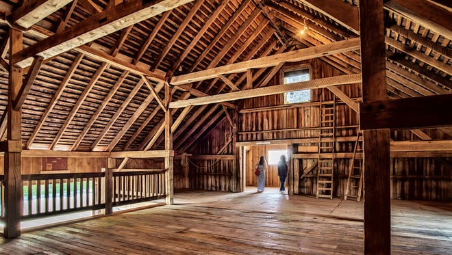 Karin Bergquist and Linford Detweiler hope to turn their 140-year-old barn into a fully-functioning performing arts center where they can host intimate concerts and workshops, record music and nurture younger artists.