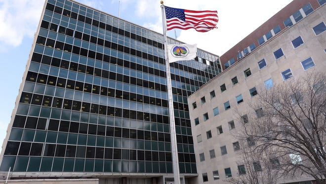 The City of Lansing hasn't responded to some Freedom of Information Act request filed by the Lansing State Journal. The FOIAs pertain to an over $160,000 payout for former City Attorney Janene McIntyre.