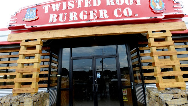 A new Twisted Root is being built on Airline Drive in Bossier City.