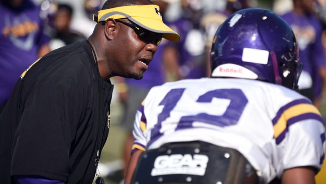 Hattiesburg head coach Tony Vance will have to push his team in order for them to not believe their own hype in 2016.