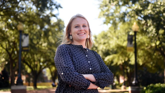 Christy Arrazattee is the director of Southern Miss' Center for Community and Civic Engagement.