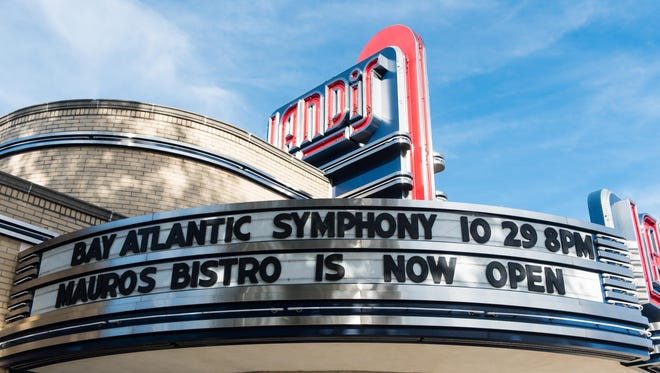 The Landis Theater in Vineland is now the Cumberland County performance home for the Bay Atlantic Symphony.