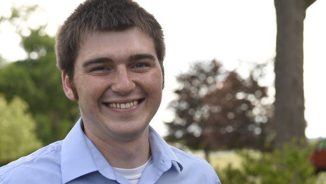 Democrat Christopher Liebold is running for Fremont City Council.