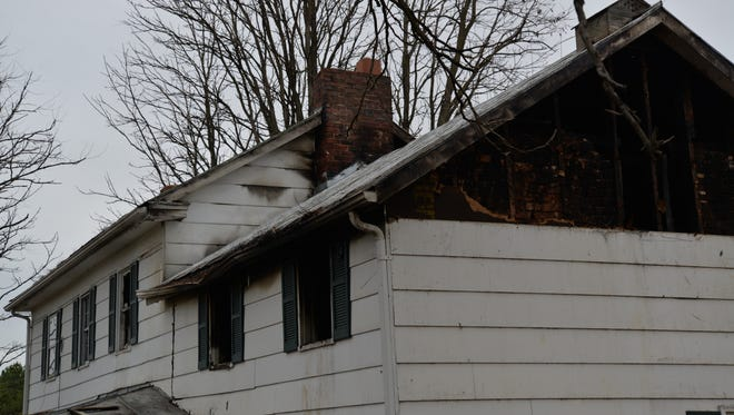 A fire in Weyers Cave claims two boys lives on Monday, Dec. 26, 2016.