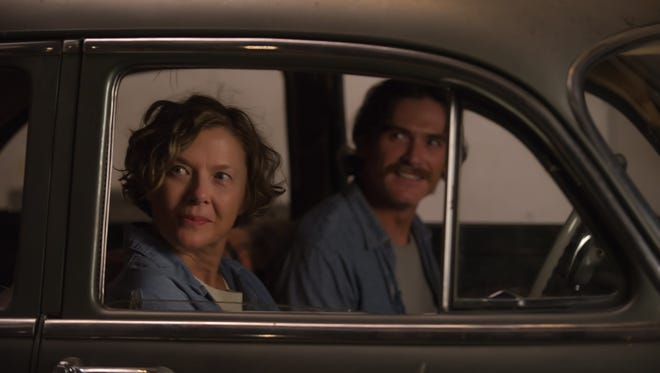 """Dorothea (Annette Bening) and William (Billy Crudup) are friends in """"20th Century Women."""""""