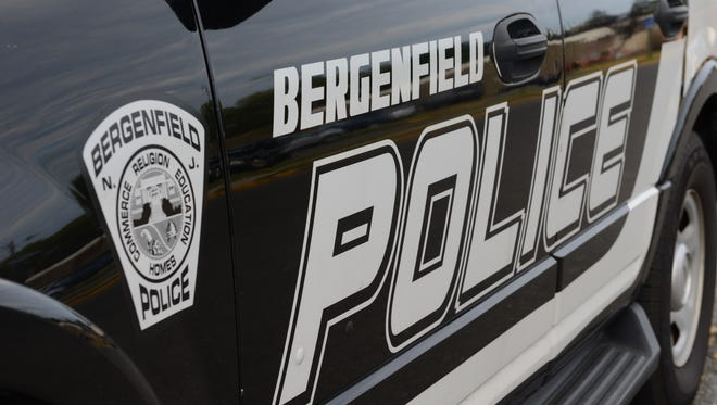 Bergenfield police car.