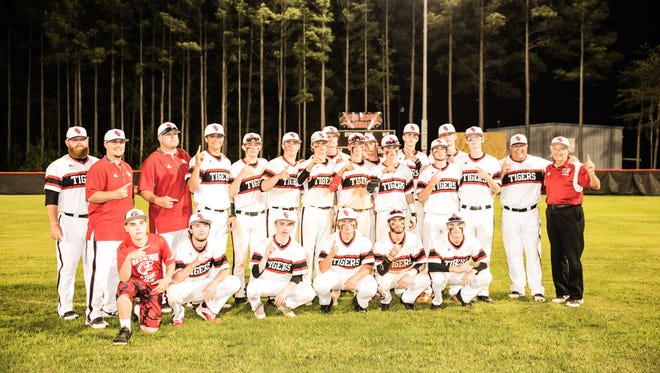 Blue Ridge won a second straight region title, the first baseball team at the school to achieve the feat in 18 years.