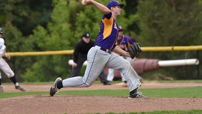Cedar Crest grad Conor Bawiec enjoyed a stellar junior season with the Elmira College baseball team.