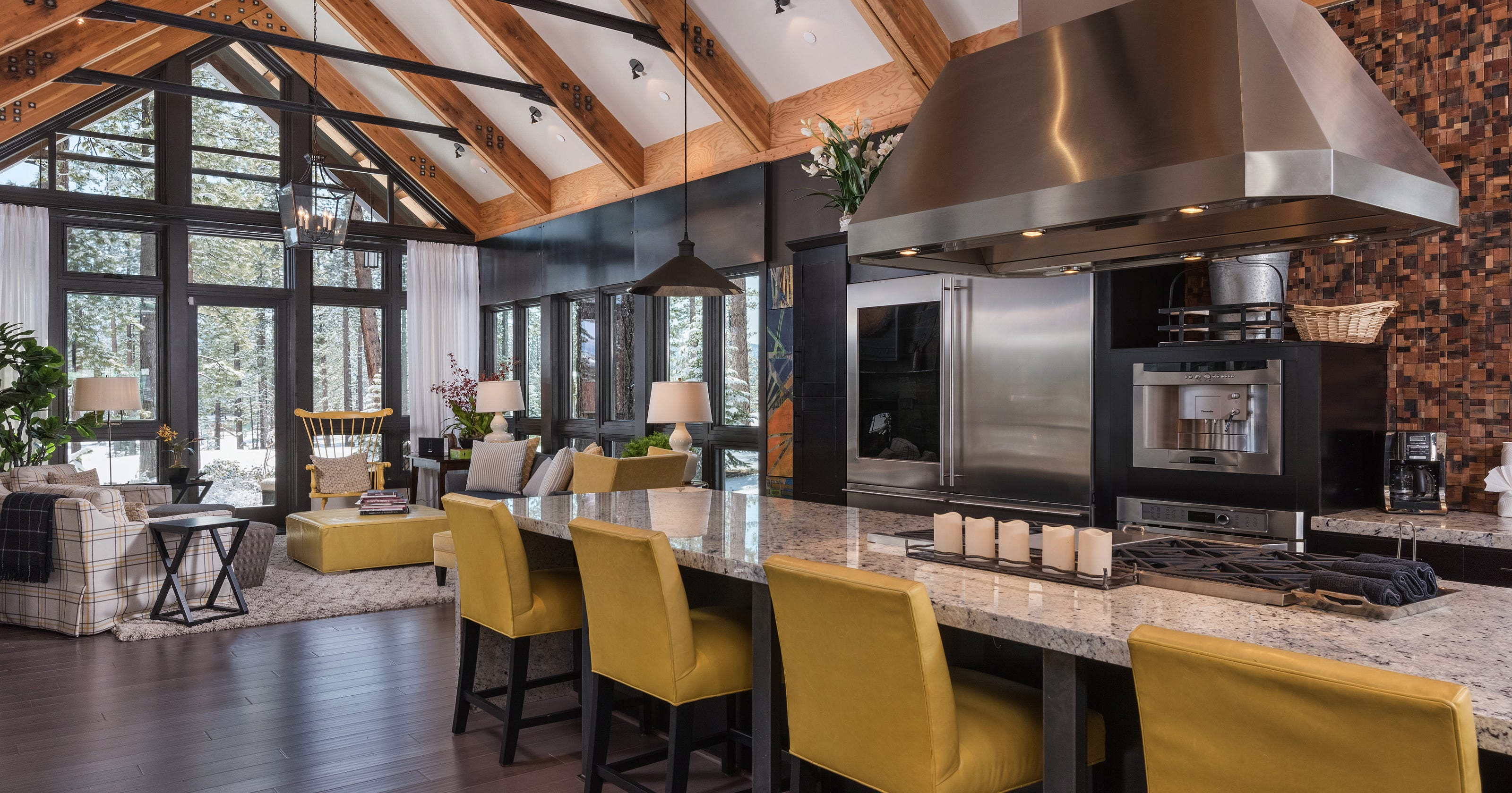 Hgtv Dream Home For Sale For 2 5m At Tahoe