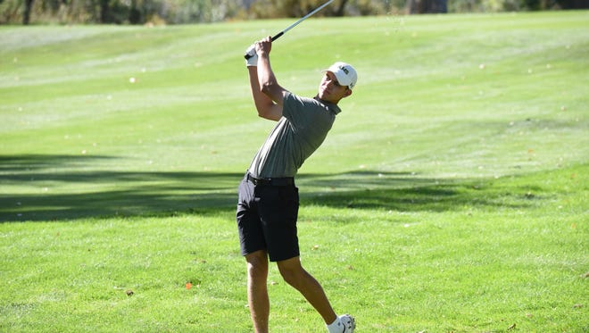 CSU's AJ Ott won Tuesday's Ram Masters Invitational at the Fort Collins Country Club.