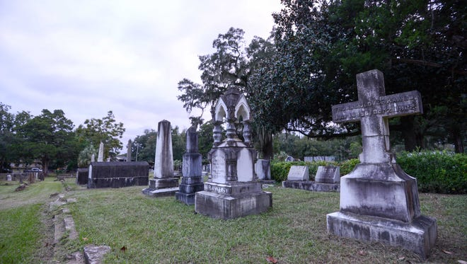 The Old City cemetery