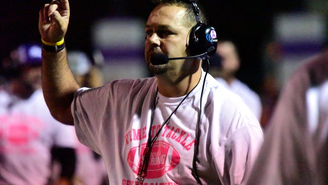 Fremont Ross coach Chad Long has a talented team that hopes to make noise this season.