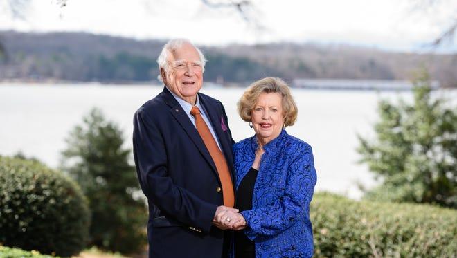William and Martha Beth Sturgis.