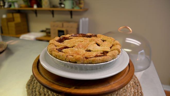 Firkin Pie in Staunton went from farmers market to storefront this March.