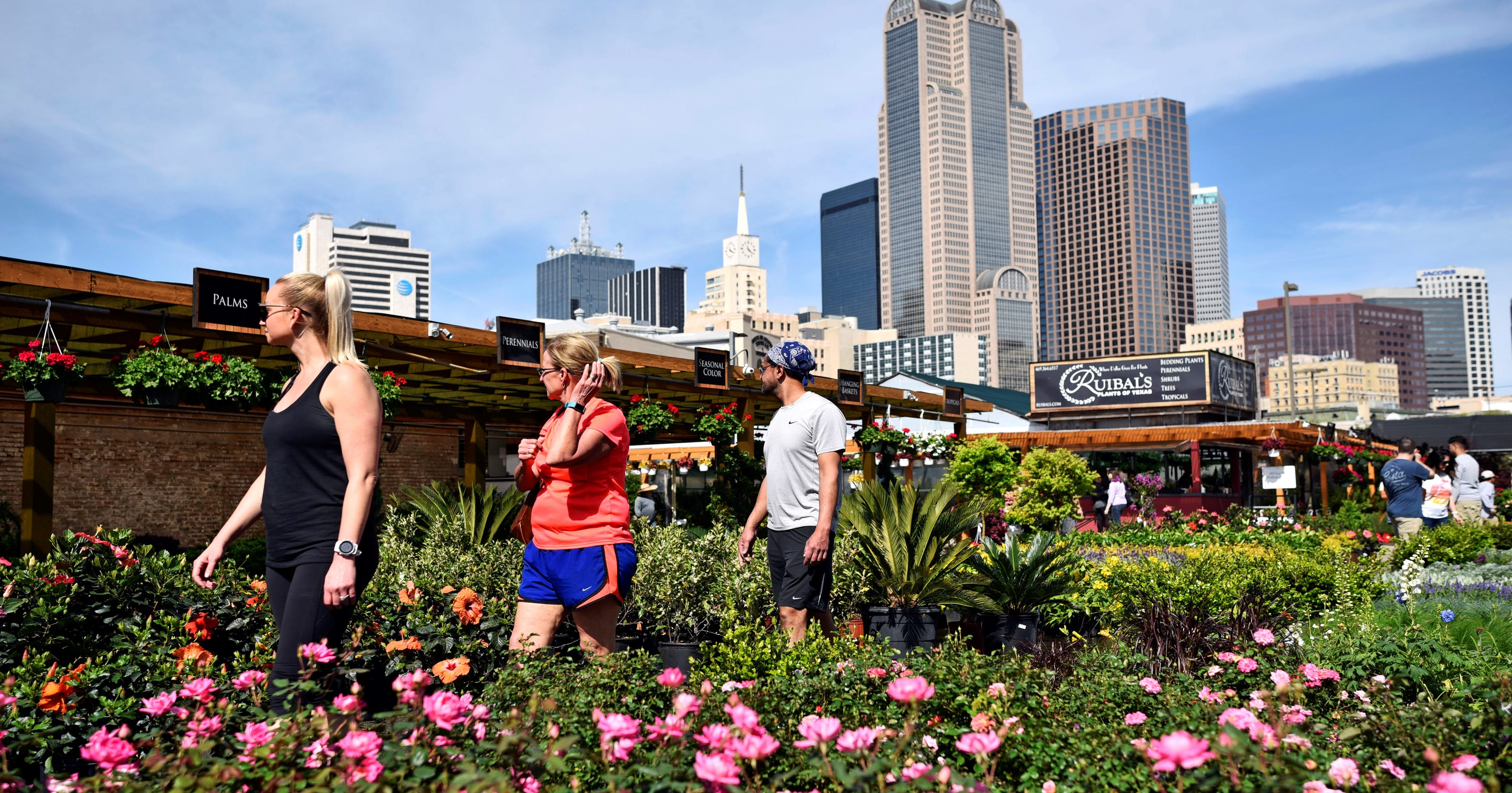 Business Is Blooming At Dallas Based Family S Gardening Company
