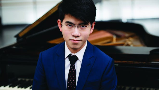 2016 winner Aristo Sham will begin a week of PianoArts competition activities with a 7:30 p.m. concert May 31 at the Wisconsin Conservatory of Music, 1584 N. Prospect Ave. During PianoArts competition, ten pianists ages 17-21 will perform and receive expert coaching. For info on Sham's concert and all PianoArts events, visit www.PianoArts.org.
