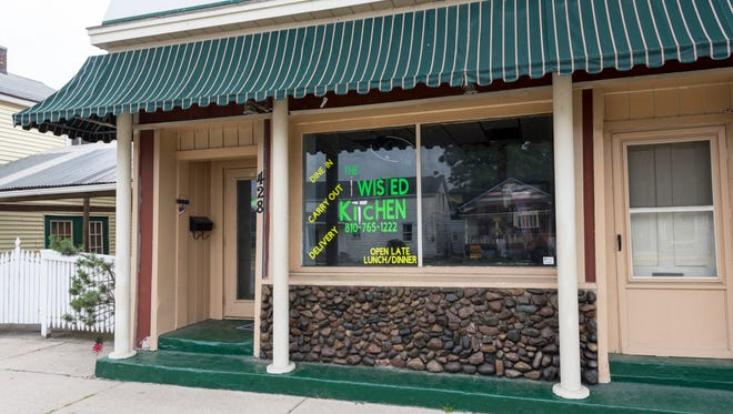 The Twisted Kitchen held its grand opening on June 15 in Marine City.