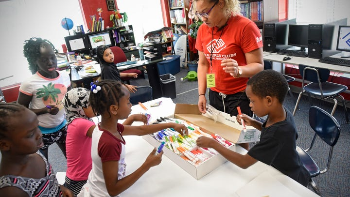 Pens, paper and protractors: Donate school supplies to get students prepared to learn