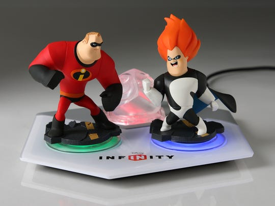 infinity incredibles