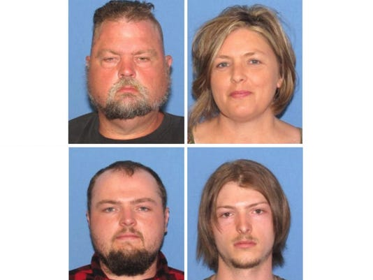 Ohio Family Killed