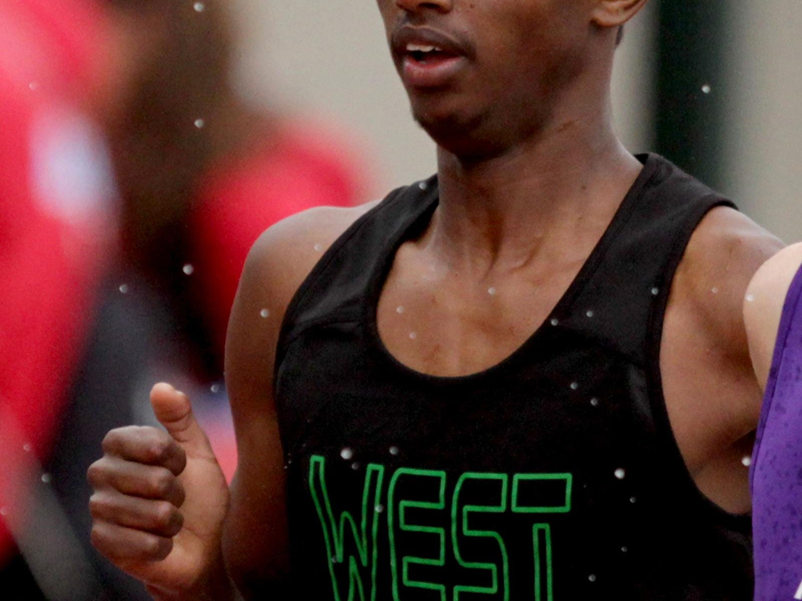 West Salem junior Ahmed Muhumed has run the fastest 5,000 meters in cross country in the state this season.