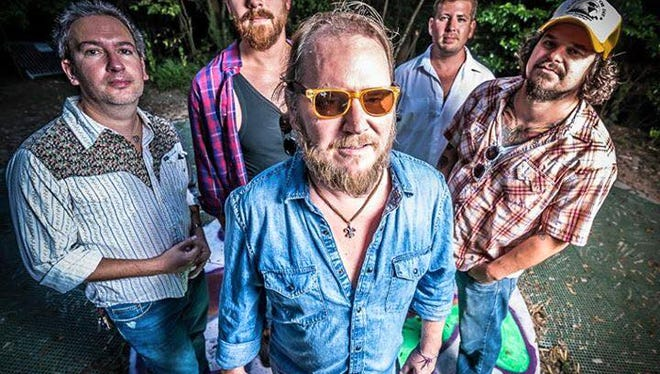 Dave Jordan and The NIAs bring a certain funk to Greenville.