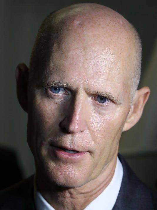 Florida Gov. Rick Scott Meets With Florida Lawmakers To Discuss Efforts In Combatting Zika Virus