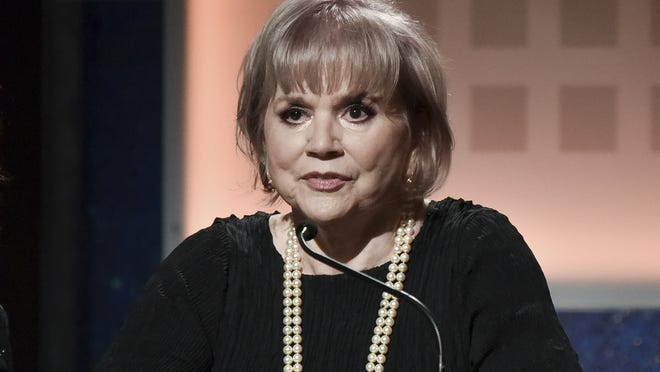 Linda Ronstadt onstage at the 19th Annual Movies For Grownups Awards in Beverly Hills, Calif. on Jan. 11, 2020.