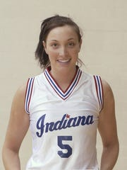 Cassie Kerns as a 2005 participant in the Girls Top
