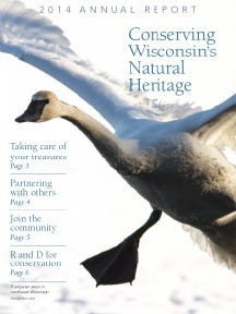 Conserving Wisconsin's Natural Heritage report