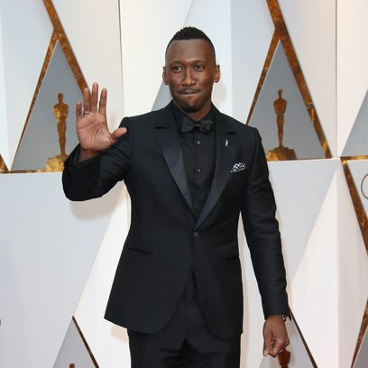 Oscar supporting actor nominee Mahershala Ali has been