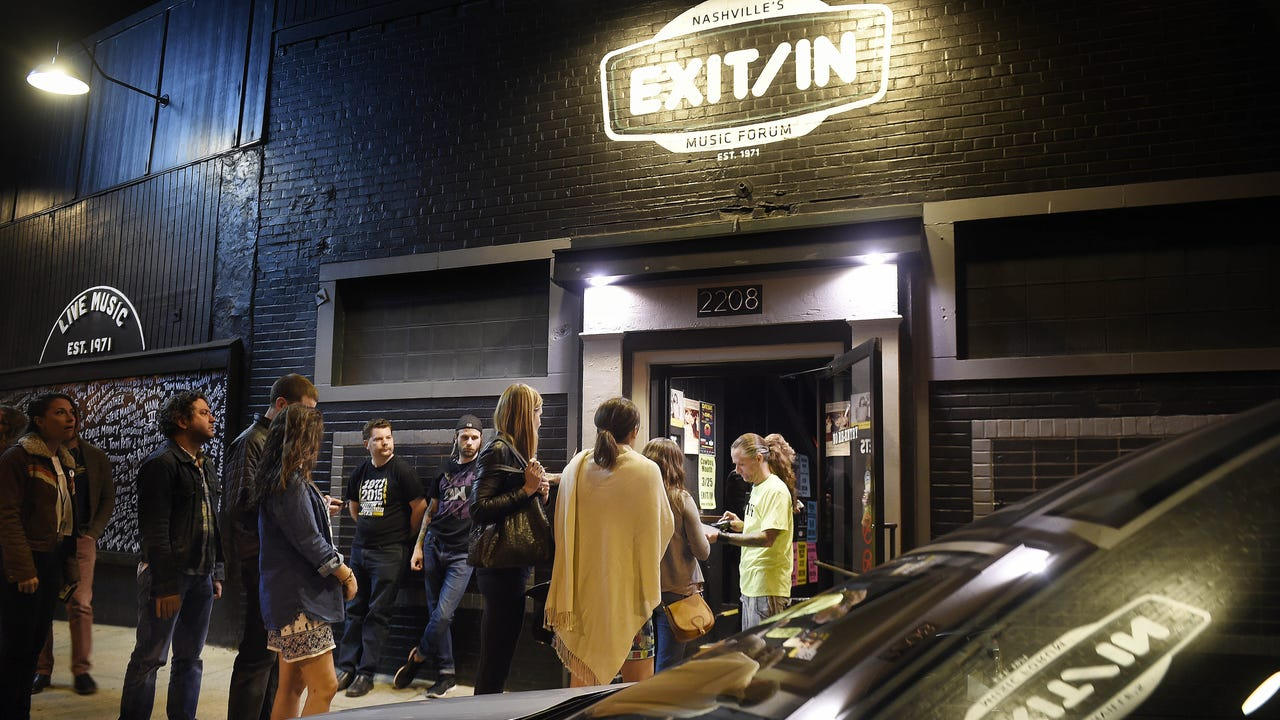 Owners Chris Cobb and Josh Billue takes us through 45 years of rich history at Exit/In.