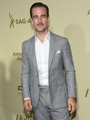 James Van Der Beek says he has been groped by Hollywood