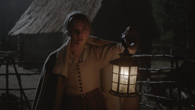 """Anna Taylor-Joy in """"The Witch."""""""