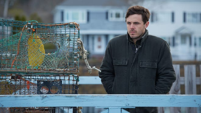 "Casey Affleck stars in ""Manchester by the Sea,"" Kenneth Lonergan''s New England portrait of grief. The movie won four awards, including best film, from the National Board of Review."
