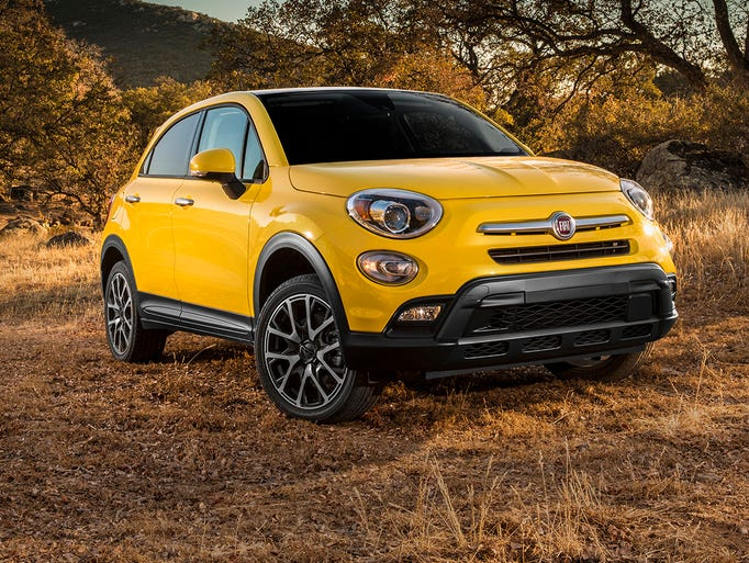 2016 Fiat 500X combines iconic Italian style with American