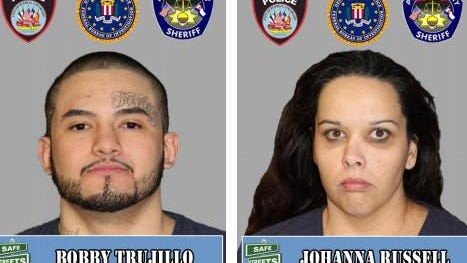 Information that leads to the arrest of these fugitives could be worth a cash reward.